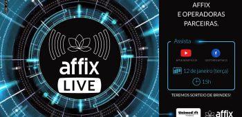 Affix Live Unimed Fortaleza